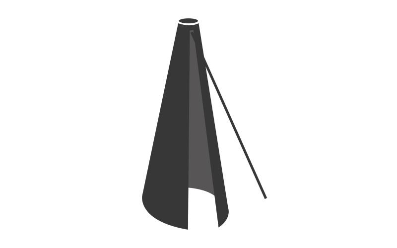 CANE-LINE Overtræk til Hyde parasol 3x4 m