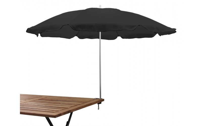 Seriøst Altan parasol Sort OL28