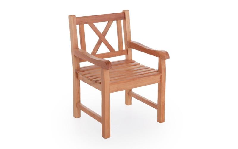 Blokhus stol teak