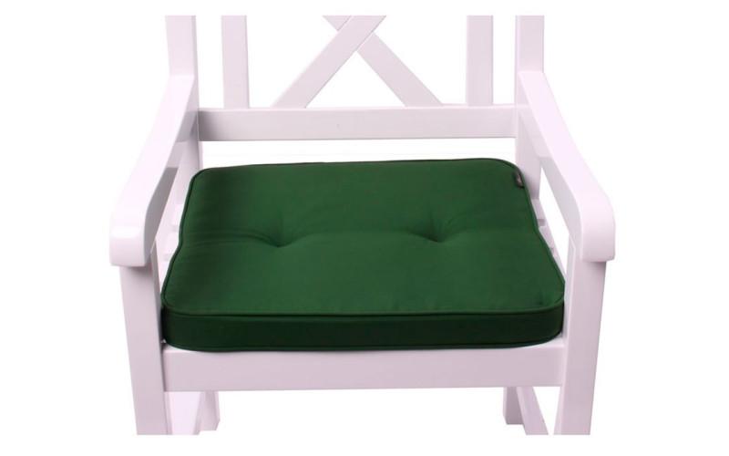 Sædehynde Alabama 45x50 cm Grøn