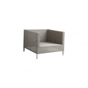 Cane-line Connect loungestol - taupe