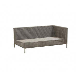 Cane-line Connect 2-pers. sofa - venstre