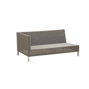 Cane-line Connect 2-pers. sofa - højre