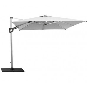 Cane-line Hyde Lux parasol 300x300 Dusty White
