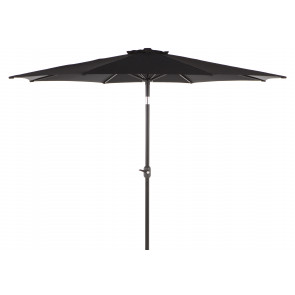 Parasol Ø300 sort