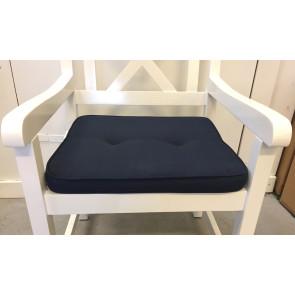 Sædehynde Alabama 45x50 Blå