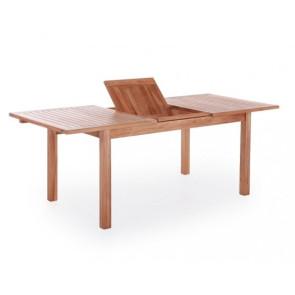Alsa Teak udtræksbord - 100x180/240 cm