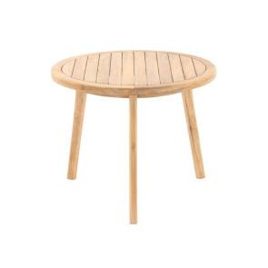 Mira Side bord i Kerne Teak Ø65 cm