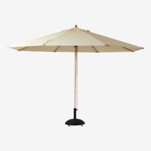 Parasol De Lux OLEFIN Ø400 Natur