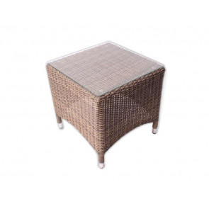 Polyrattan Dusty sidebord