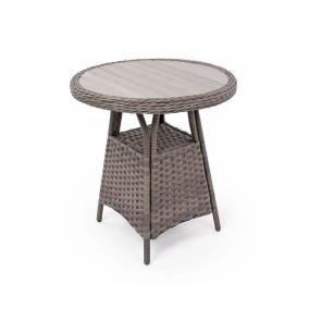 Siesta Grå Cafébord 70Ø