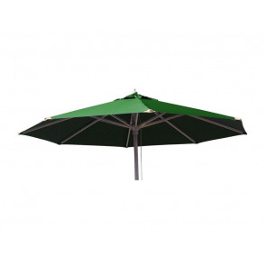 Luksus Parasol Ø300 Grøn