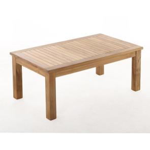 Teak sofabord - 70 x 120 cm